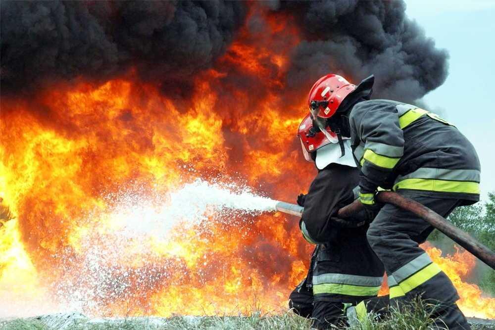 Напожаре вАгафоновке погибла 82-летняя женщина