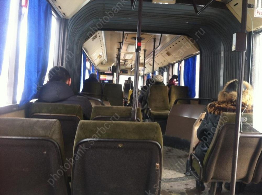 Большинство граждан Саратова довольны работой городского автомобильного транспорта