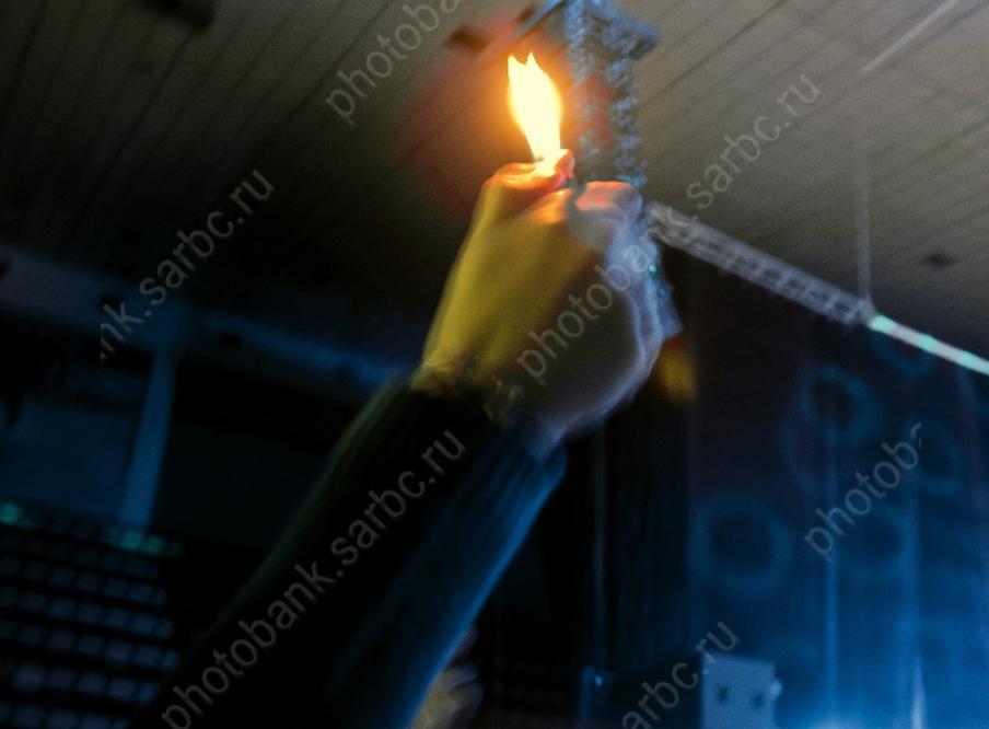 Нетрезвый саратовец спалил восемь домиков назаброшенной турбазе