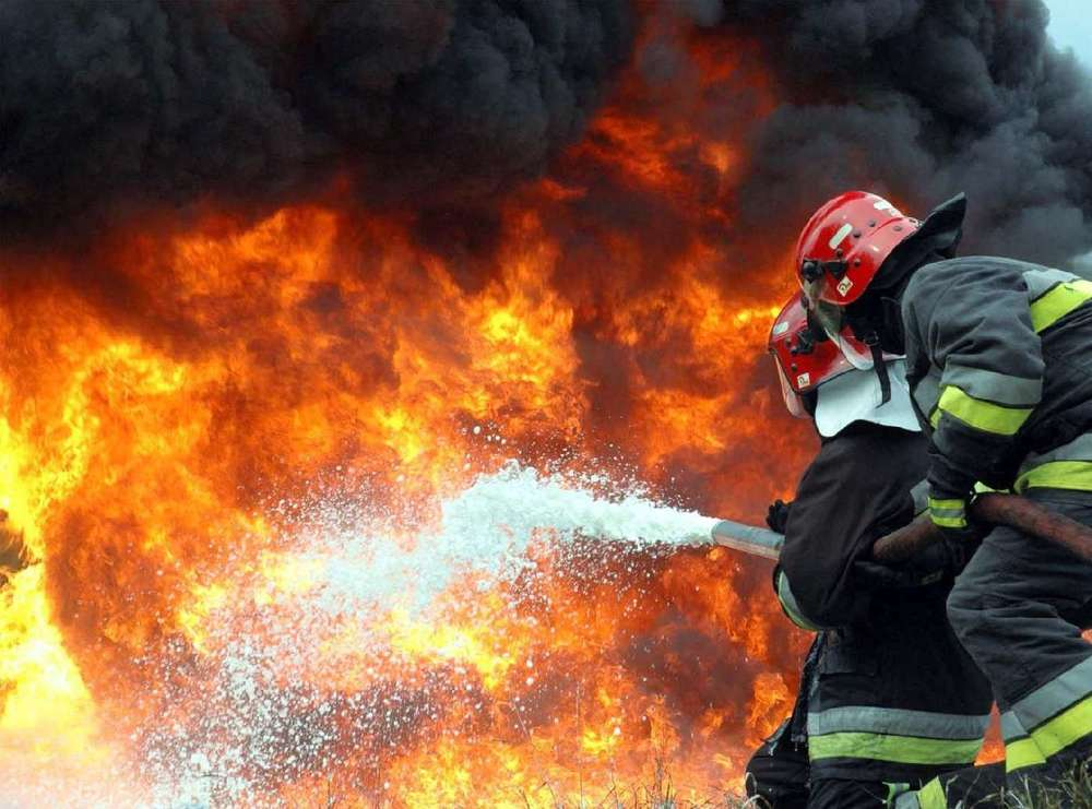 Напожаре вЕршове погибли мужчина иженщина