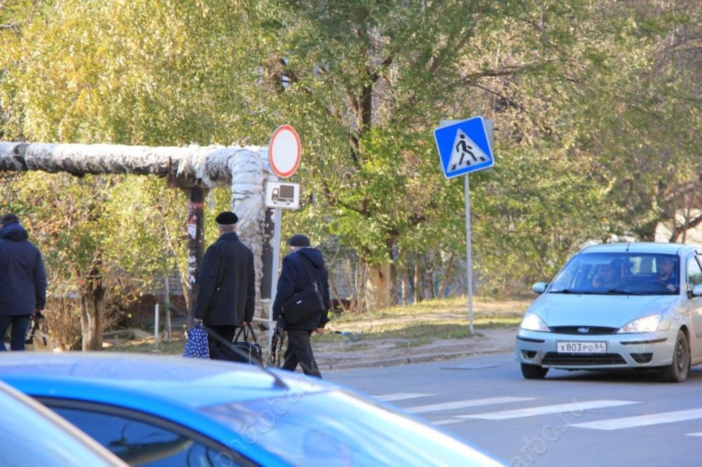 ВСаратове схвачен  шофёр , скрывшийся после наезда напешехода