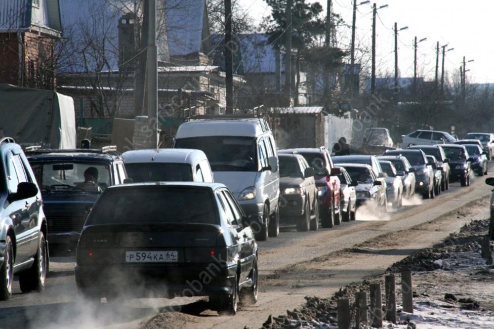 Специалисты отмечают ухудшение качества воздуха вСаратове