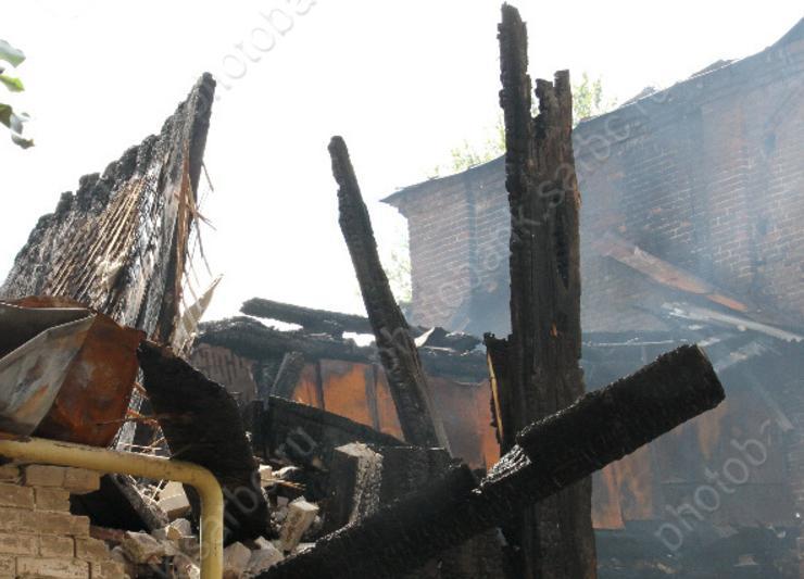 Престарелые супруги погибли напожаре вЕршове