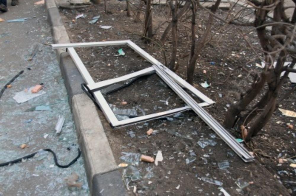 В Балакове Саратовской области в жилом доме прогремел взрыв