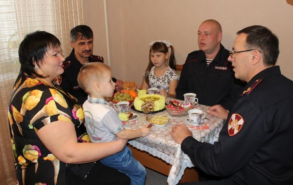 ВСаратовской области 32 солдата Росгвардии получат квартиры