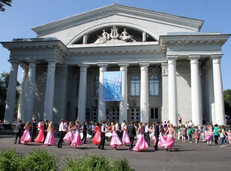 Схвачен прежний босс саратовского оперного театра
