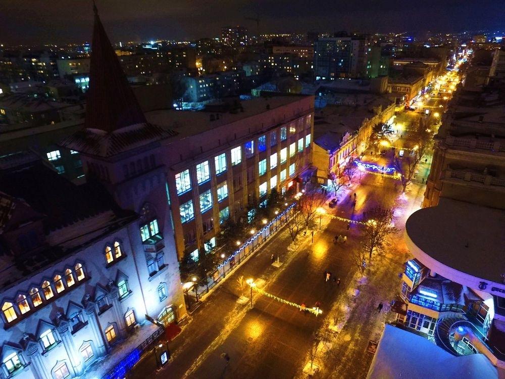 КНовому году напротив саратовской консерватории установят елку