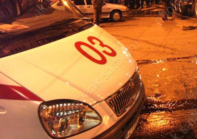 ВЭнгельсе неизвестный водитель насмерть сбил пенсионерку искрылся сместа ДТП