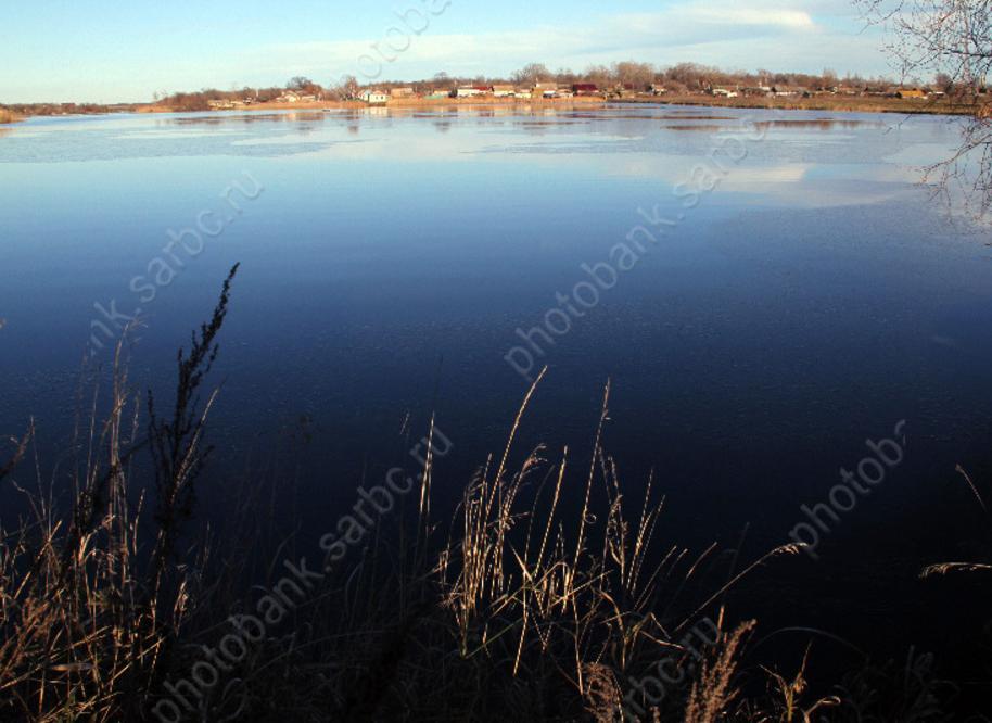 ВСаратовской области возере найден труп