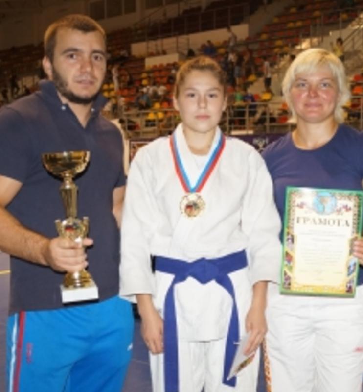Вконкурсе молодых спортсменов 500 тыс руб выиграла 15-летняя дзюдоистка