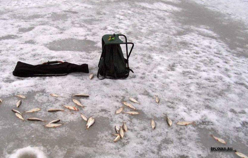 Вреке Мелик днем вполынье потонул рыбак