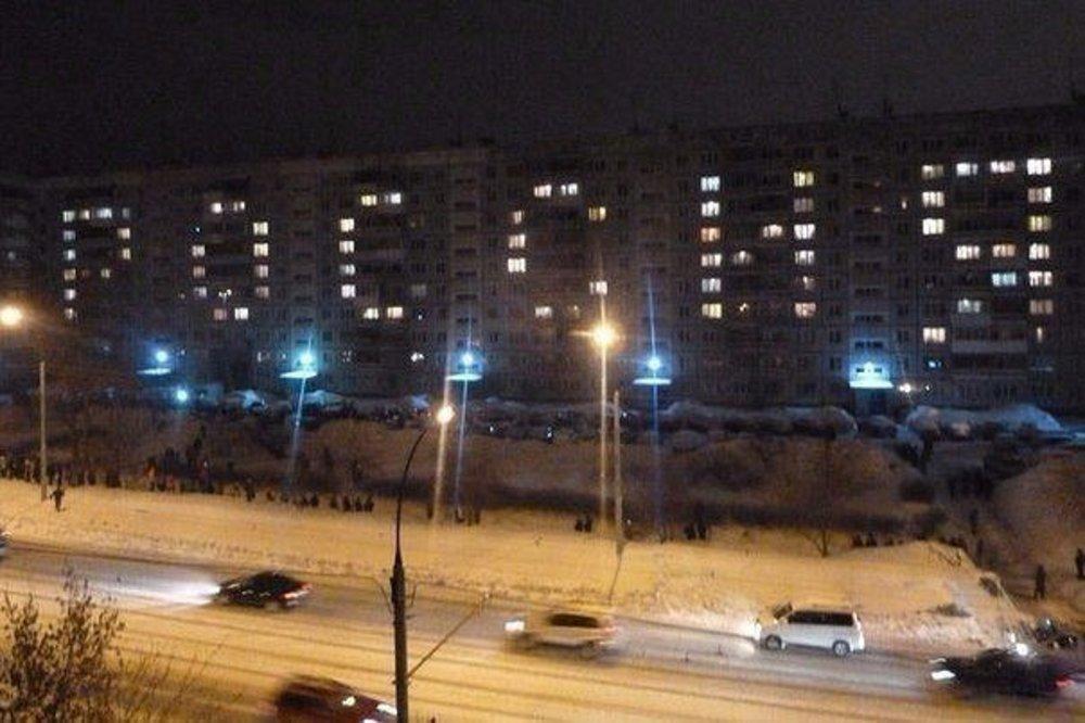 Саратовские студенты зажгут окна вобщежитии вслово «Россия»