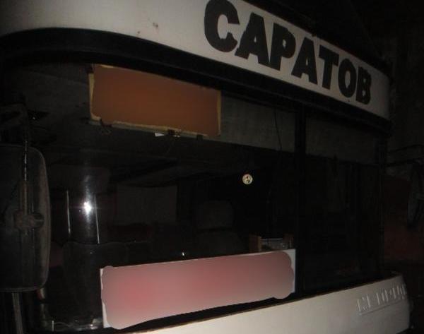 ВБалашове убанковского должника арестовали автобус