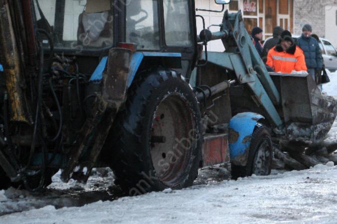Граждане Ленинского района Саратова остались без воды