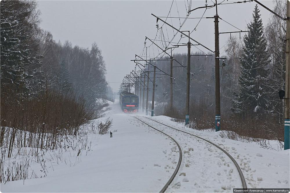 Мужчина попал под поезд настанции «Татищево»