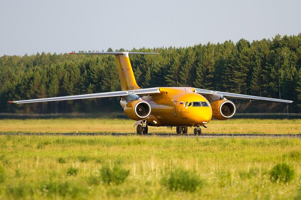 «Саратовские авиалинии» продолжат эксплуатацию Ан-148