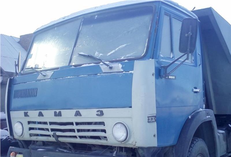 ВДуховницком районе безработный похитил КамАЗ и реализовал его на детали
