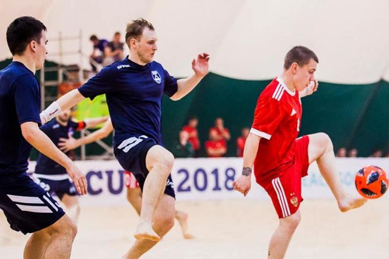 Саратовская «Дельта» проиграла матч сборной Российской Федерации
