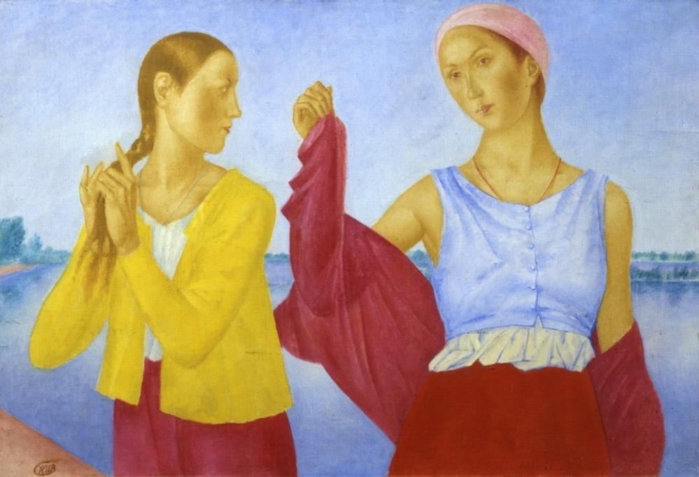 Саратовские музеи передали 11 картин навыставку вПитер