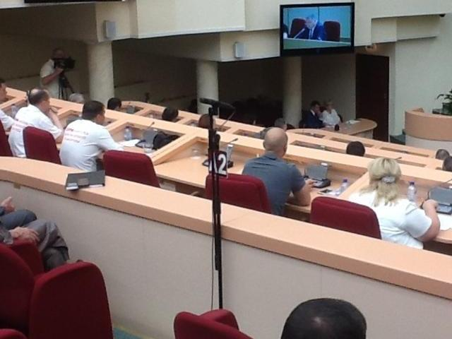 Саратовских депутатов-коммунистов, выступающих против пенсионной реформы, проверяют наэкстремизм
