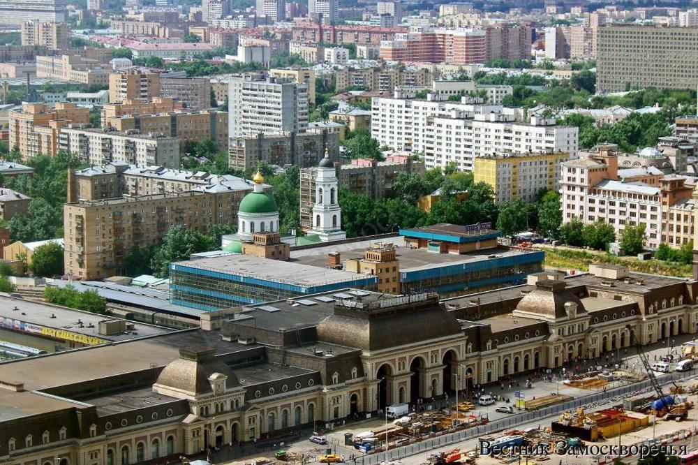 РЖД предлагает к 2025г. сделать в столице Объединенный Южный вокзал