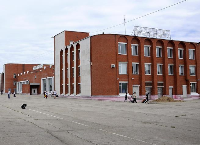 в Балаково открыт железнодорожный вокзал