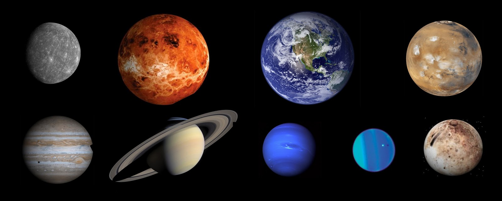 the eight planets of rap names - photo #42