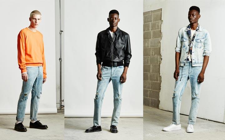 Купить зауженные джинсы мужские доставка