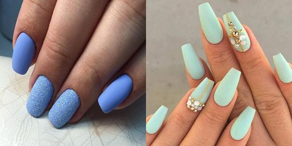Модный маникюр весна лето 2017 новинки на короткие ногти