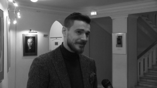 Максим Матвеев: Для зрителей нельзя быть открытой книгой