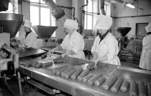 рынок копченых колбас курсовая