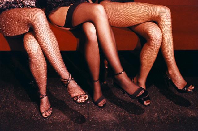 Задержано проститутки