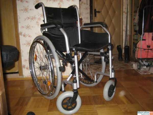 купить бу инвалидную коляску в москве на авито