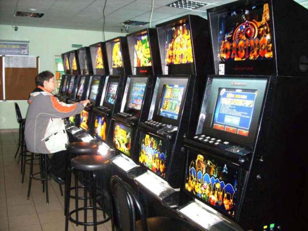 Сайты азартных игр