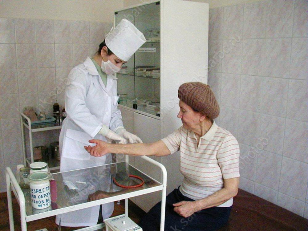 Нехватка медработников в Саратовской области составляет 50%