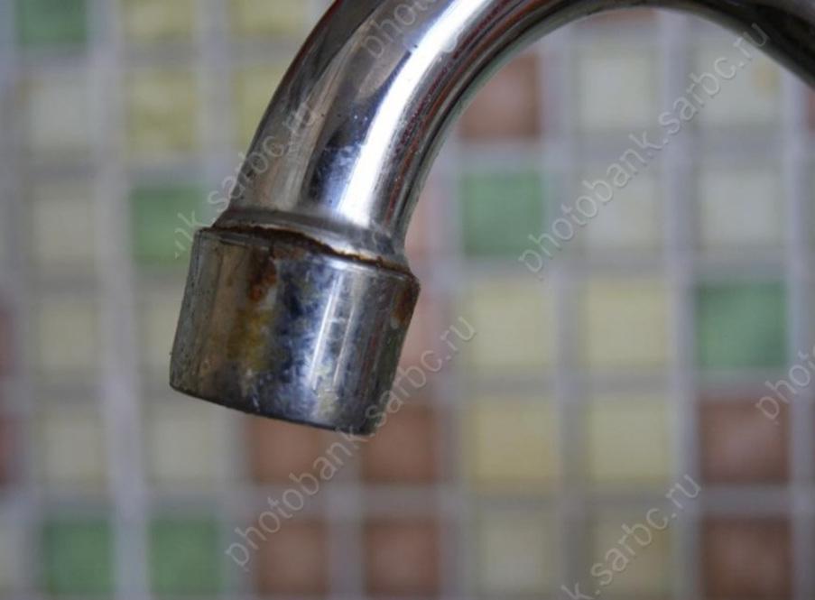 С 1 июля тариф на воду в Саратове вырастет на 10,8%