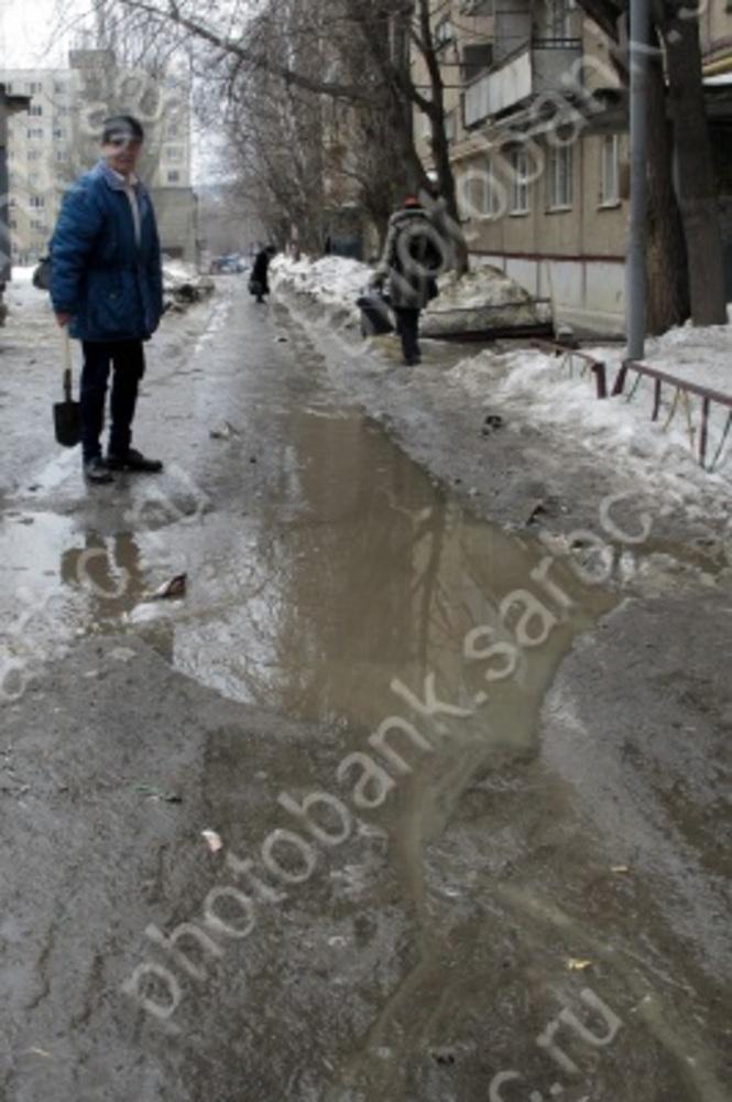 Похолодание в Саратове задержится еще на несколько дней