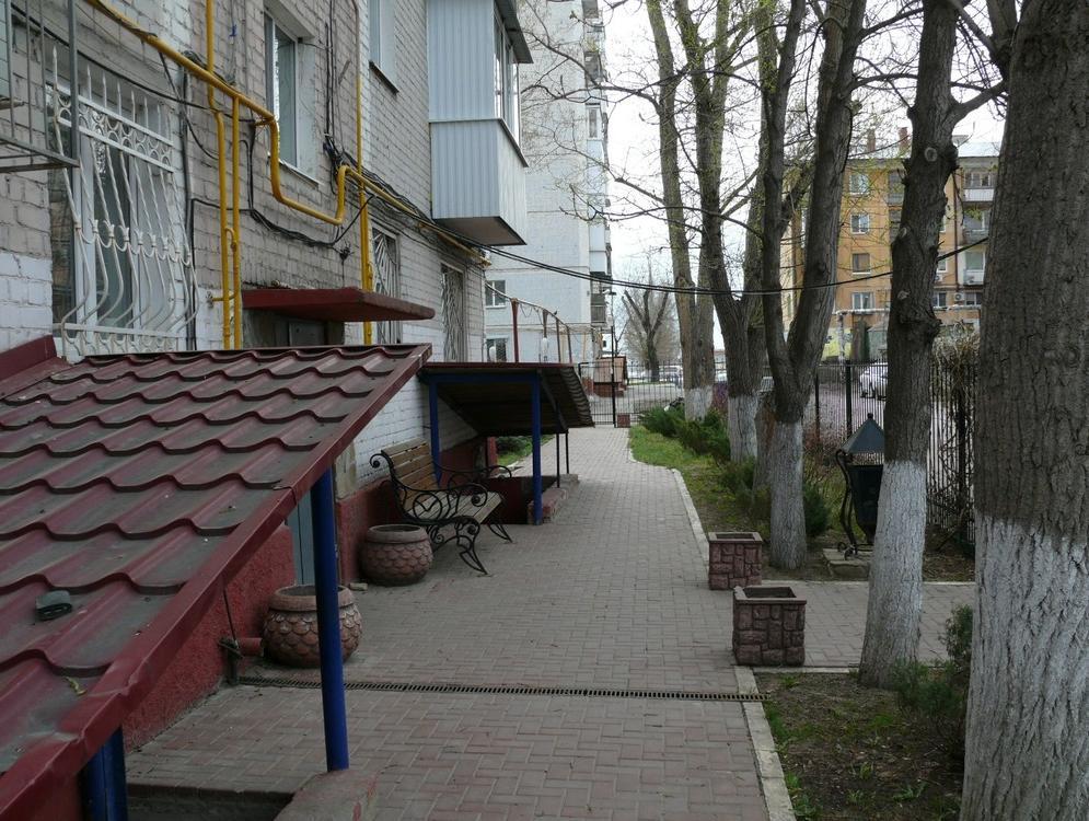 Двор саратовского дома получил премию всероссийского конкурса