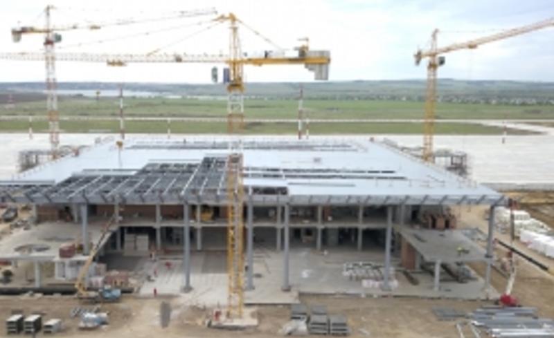 Подрядчик саратовского аэропорта не смог продлить контракт