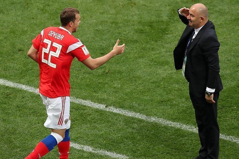 ЧМ по футболу. Россия стартовала с разгрома