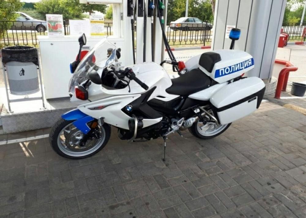 В Саратове появились сотрудники ДПС на мотоциклах