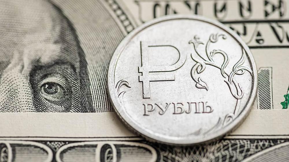 Эксперт: игра против рубля в интересах казны