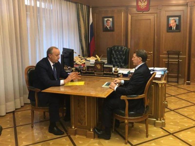 Губернатор попросил в Москве льготный кредит на строительство фабрики