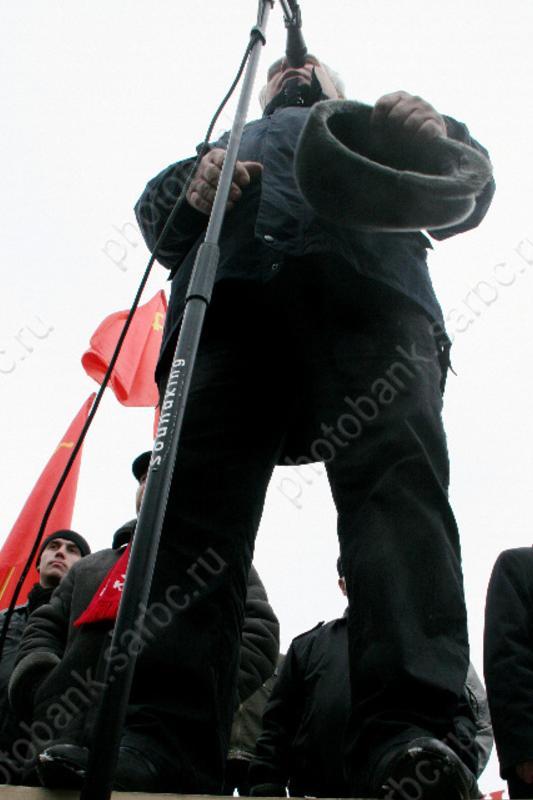 Саратов - в числе лидеров по протестам